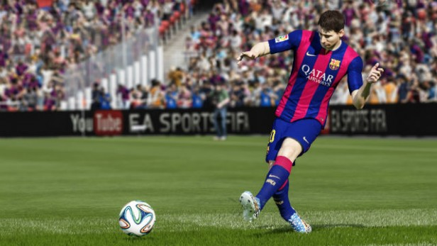 fifa15-xboxone-ps4-authenticplayervisual-messi-pass-wm1 Conjointly a FIFA 15 Companion app for Windows Phone