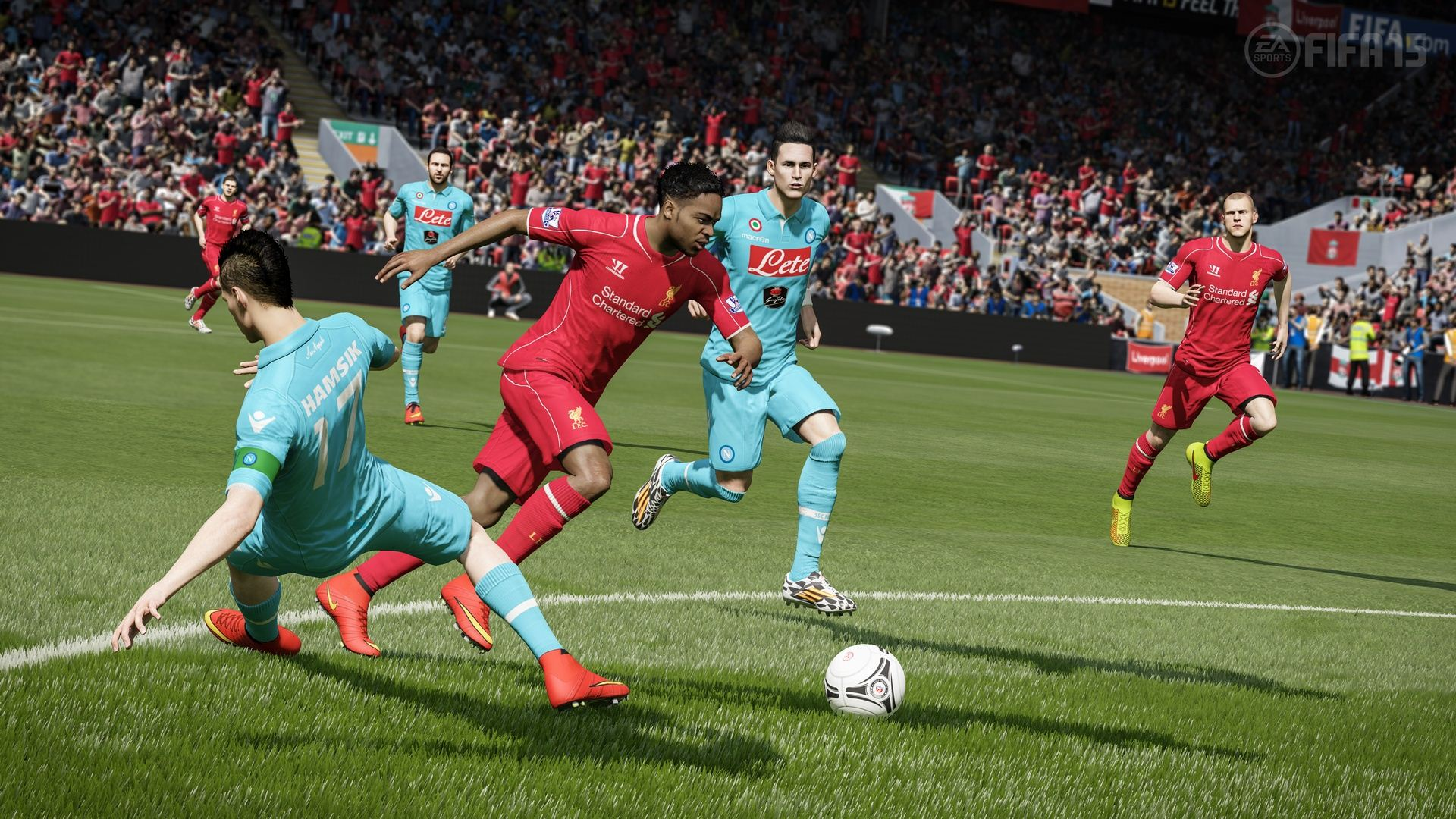 fifa15ps4 Tips about attacking in fifa15