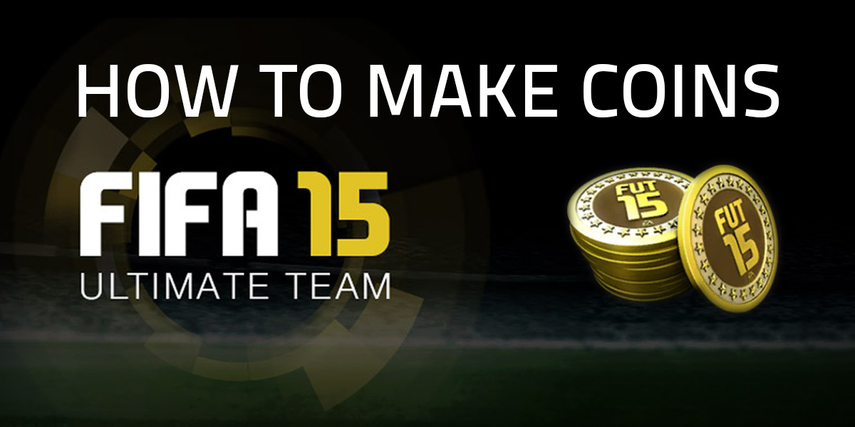 How To Make Coins When Play FIFA 15?