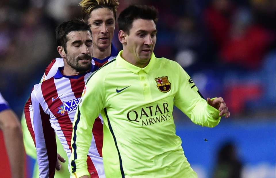 FIFA-15-7 Lionel Mess is The Best, said Diego Simeone