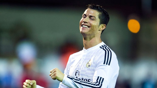 121 Cristiano Ronaldo Celebrates his 30th birthday, Regardless of the Lose