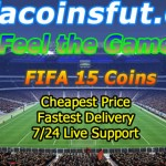 feel the game with fifa 15 coins