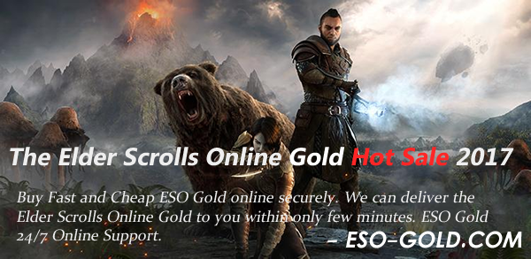ESO-GOLD Is The Most Trustworthy ESO Gold Shop