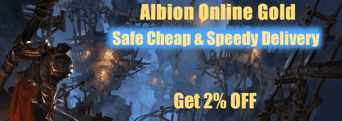UpAlbion Is Great For Albion Online Characters To Gain Gold Fast