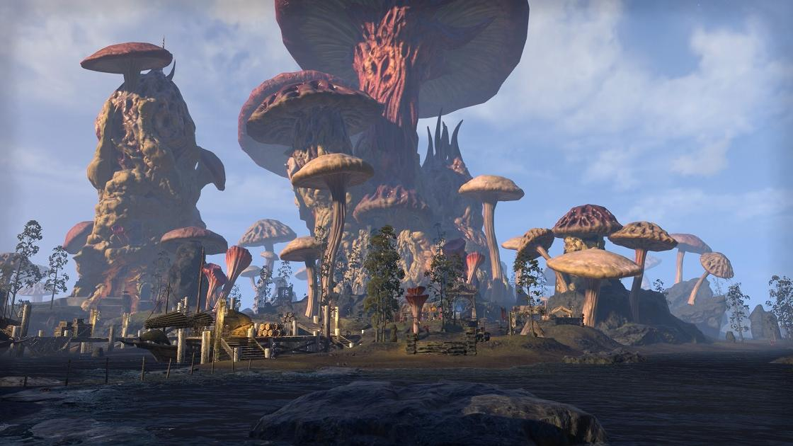 a6ee306772810bb10759262540ba63f9 Take A Final Look At The Forthcoming The Elder Scrolls Online: Morrowind