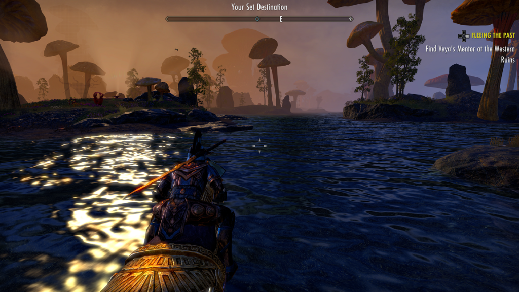 Overview Of The Elder Scrolls Online: Morrowind