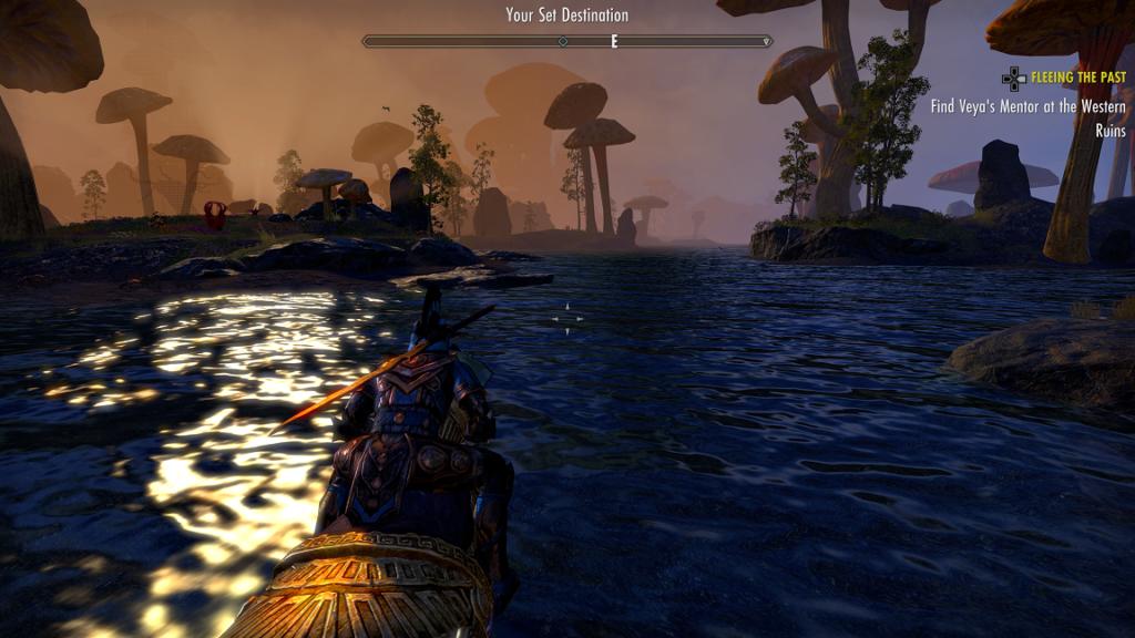 Overview Of The Elder Scrolls Online: Morrowind