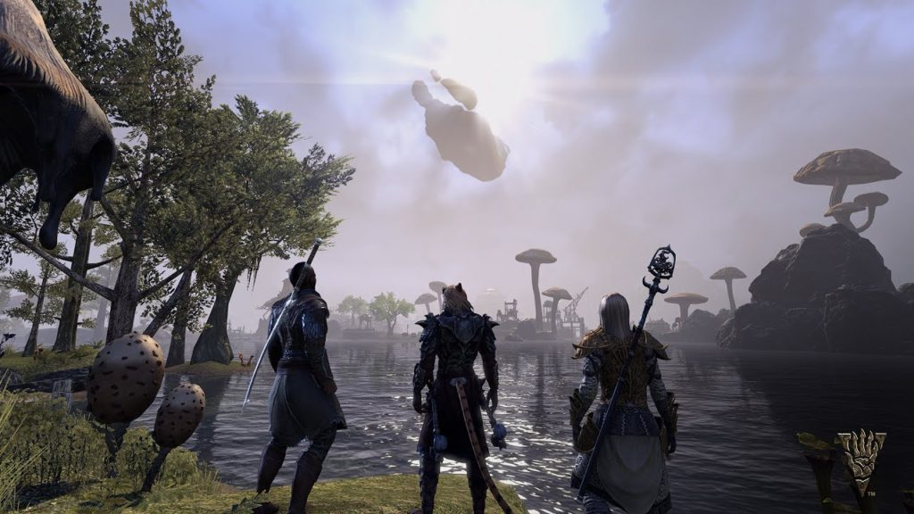 The Elder Scrolls Online Morrowind – Official Launch Trailer