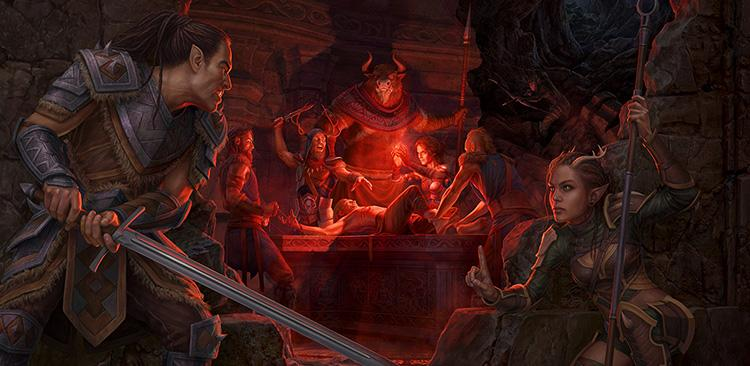 The Elder Scrolls Online: Horns Of The Reach And Update 15 Are Live