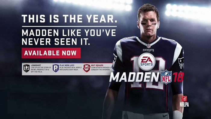 Madden NFL 18 Celebrates The NFL Season With A Funny Video