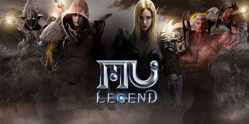 Mu Legend 3V3 PVP Battles Has Released: The Guild Wars Is A Feature