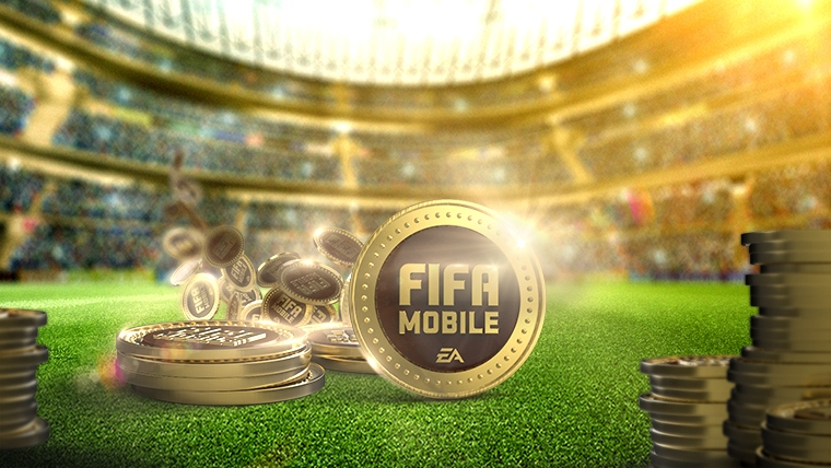 Purchase The FIFA Mobile Coins With The Cheapest Price