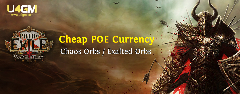 Why Not Buy PoE Orbs In Online-Store Like U4GM