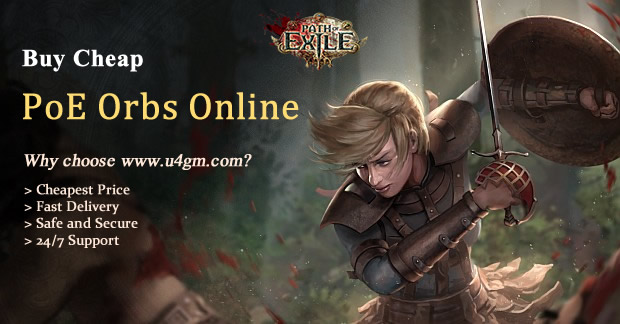 pathofexile Why Not Buy PoE Orbs In Online-Store Like U4GM