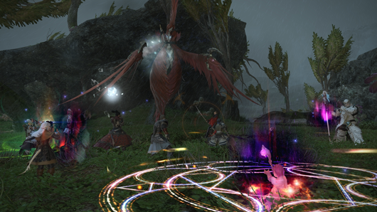The Final Fantasy XIV Patch 4.25: Stormblood Will Arrive On March 13th